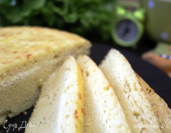 Кукурузный хлеб с брынзой