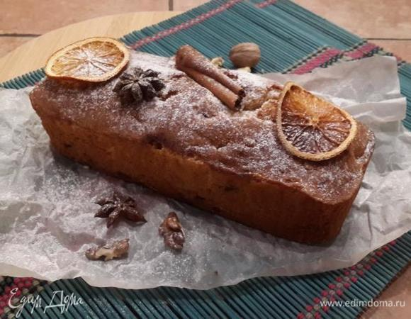 Пряный кекс «Новогодний»