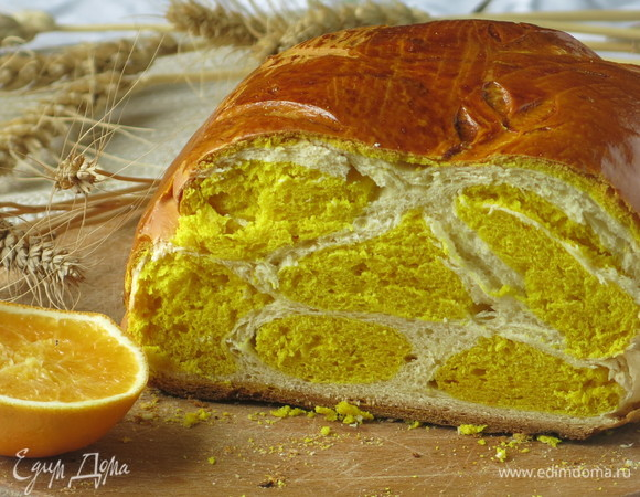 Хлеб апельсиновый «Колосок»