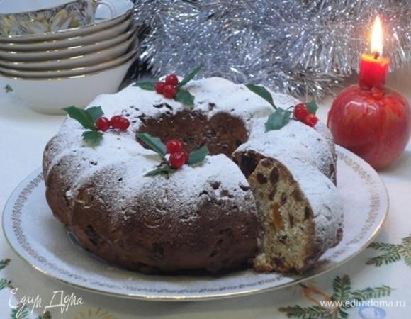 Фруктовый кекс (Fruchtekuchen)