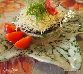 Салат рыбный «Нежность»