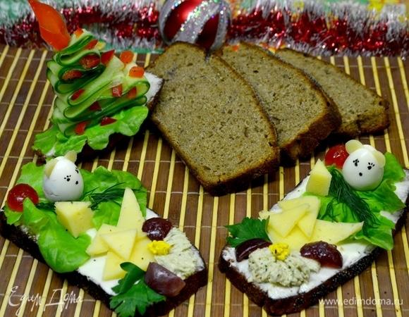 Хлеб с маком