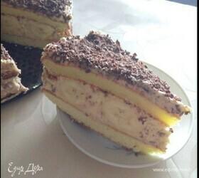 Торт «Банановый»