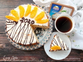 Торт «Аромат Нового года»
