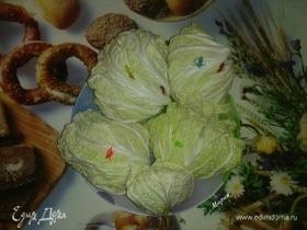 Овощные «Ракушки»