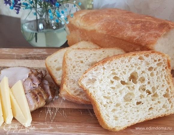 Хлеб с семолиной