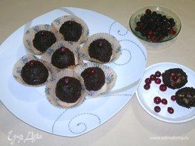 Конфеты из чернослива с орехами и джемом