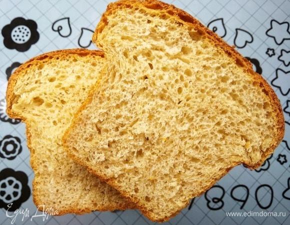 Хлеб на сыворотке с отрубями
