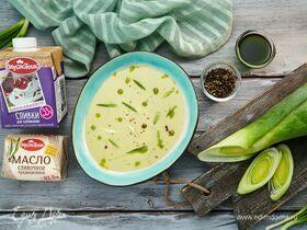 Луковый суп «Вишисуаз»