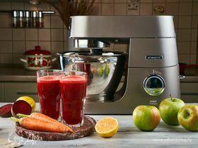 Детокс-напиток из свеклы, моркови и яблока