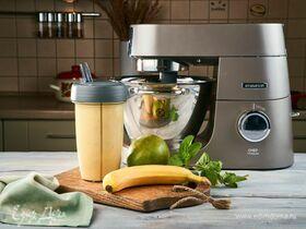 Бананово-манговый ласси