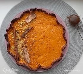 Американский тыквенный пирог