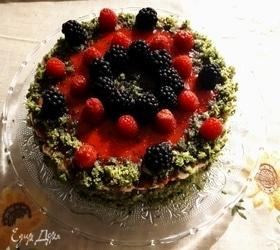 Торт «Ирландский лес»
