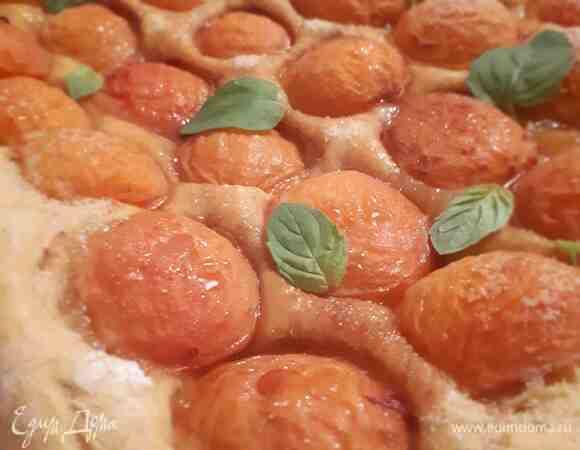 Тыквенный хлеб с абрикосами