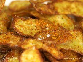 Чипсы из картофельных очисток