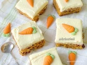 Морковные пирожные