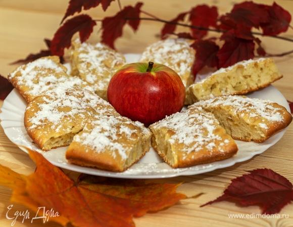 Нежнейшее яблочное печенье