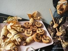 Печенье для Хеллоуина