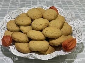 Печенье с тыквой «Осеннее»