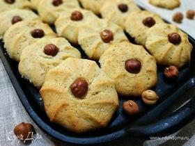 Фундучное печенье