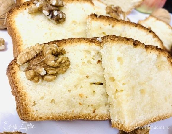 Творожно-сметанный кекс