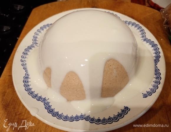 Творожное суфле на завтрак