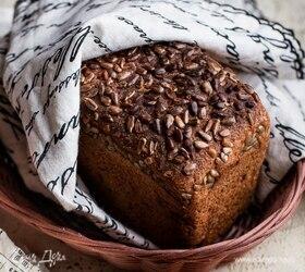 Ржаной цельнозерновой хлеб на закваске «Легендарный»