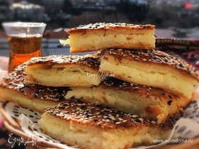 Сырный пирог без хлопот