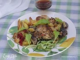 Курица «Провансаль»
