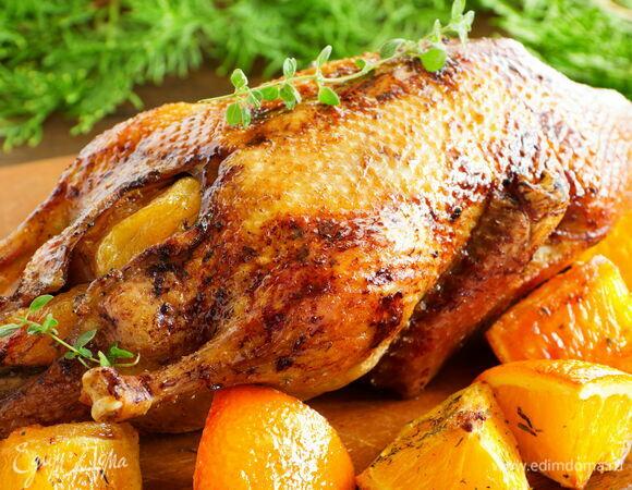 Рецепт маринования утки для запекания в духовке