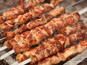 Рецепт маринования шашлыка из свинины в уксусе и луке