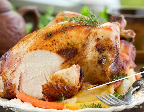 Рецепт маринования курицы для запекания в духовке