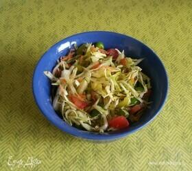 Салат «Овощное настроение»