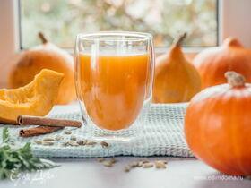 Сок из тыквы с апельсином в домашних условиях