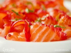 Гравлакс — скандинавская закуска из рыбы