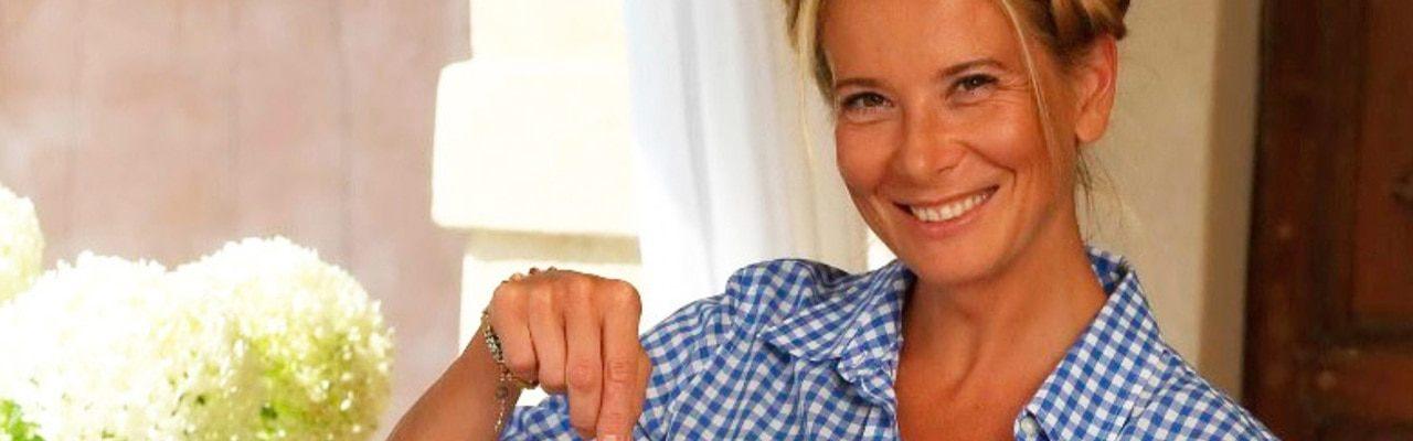 Ягодное настроение от Юлии Высоцкой: выпечка и десерты