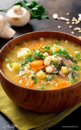 Учимся готовить вкусные супы