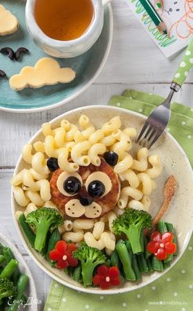 Готовим детям вкусно и полезно