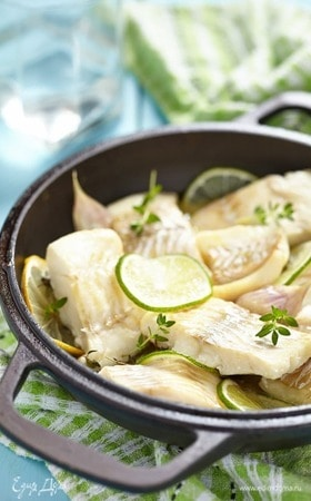Рыбное меню