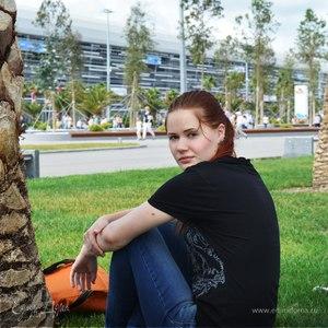 Даша Воробьёва