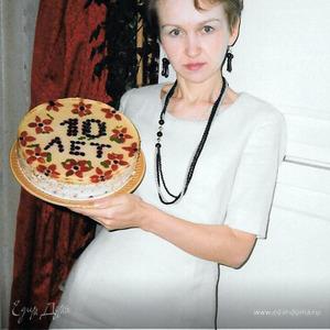 Ирина Рябинина (Толокнова)
