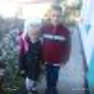Елена и Лёня Краснови (Солоха)