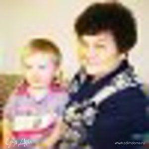 Елена Антоновна Габун(Кулаева)