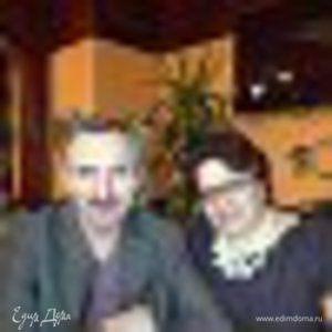 Александр и Лида Гартвих(Hartwig)